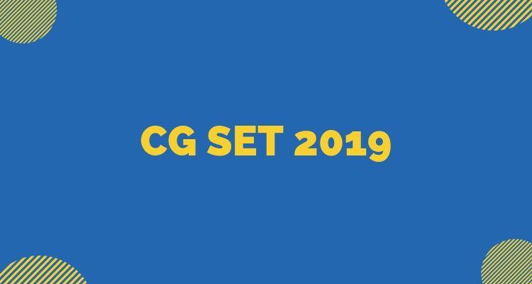 CG SET 2019