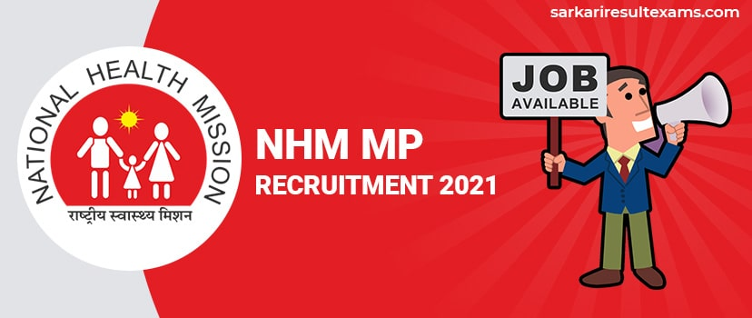 NRHM MP Recruitment 2021 Apply Online for 258 BPM & BAM Jobs Last Date 25.02.2021