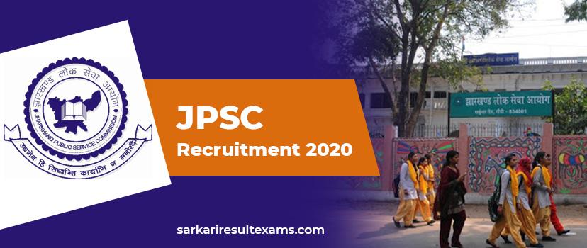 JPSC Recruitment 2020 – Jharkhand PSC 77 Assistant Town Planner (ATP) Vacancies Apply Online