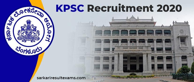 KPSC Recruitment For 523 Group C (Non-Technical) Jobs Apply Online at kpsc.kar.nic.in