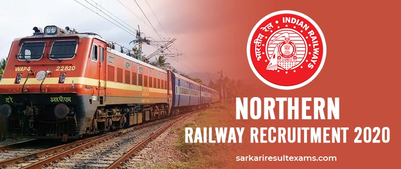 Northern Railway (उत्तरी रेलवे) Recruitment 2020 Apply For RRC NR 128 Nurse & पैरामेडिकल भर्ती Jobs