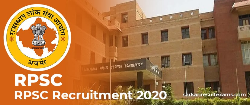 RPSC Recruitment 2021: Latest Vacancies for 918 Assistant Professor (Teacher) Jobs, Apply Online