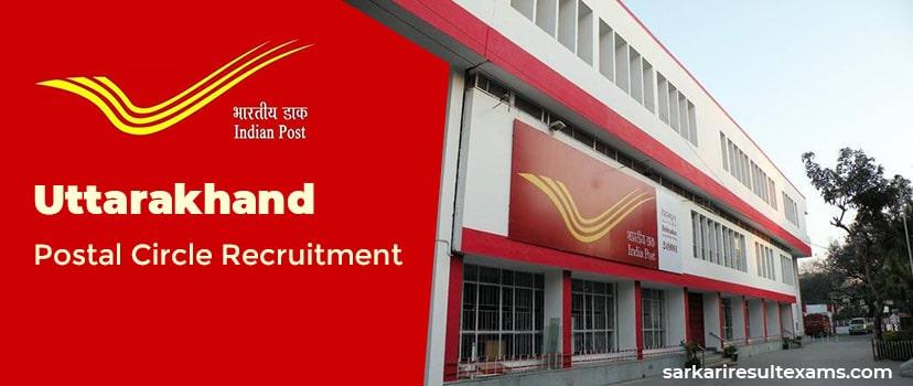 Uttarakhand Postal Circle Recruitment 2020 – UK Post Office 724 Gramin Dak Sevak (GDS) Jobs Apply Online