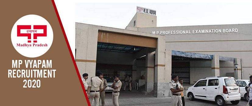 MP Vyapam Recruitment 2020 Apply For Madhya Pradesh PEB 282 Jail Prahari Jobs at peb.mp.gov.in