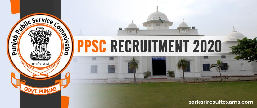 PPSC Recruitment 2020 Apply for Punjab PSC 50 Sub Divisional Engineers (SDE) Jobs Before 31.07.2020