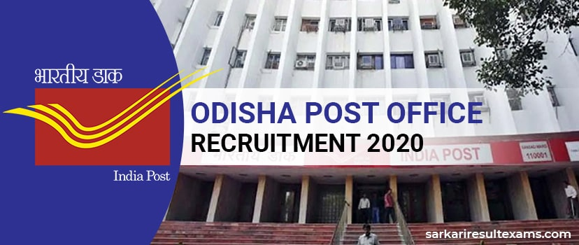 Odisha Post Office Recruitment 2020 – Apply Online for Newly Released 2060 GDS Vacancies