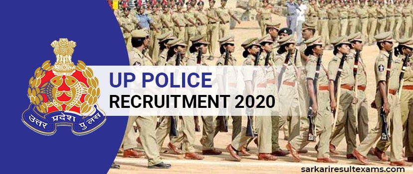 UP Police Bharti 2020 – Apply Online for Uttar Pradesh Police 9534 Sub Inspector (SI) & Other Jobs