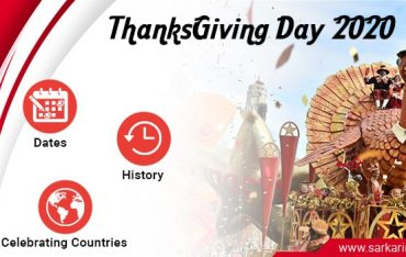 ThanksGiving 2020: Meaning, History, Celebrating Countries, Dates