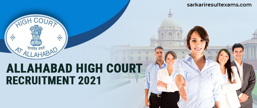 Allahabad High Court Recruitment 2021 – Apply Online for 98 Advocates UPHJS Vacancies