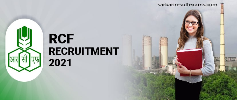 RCF Recruitment 2021 Apply Online Now for 358 Trade Apprentice Jobs at rcfltf.com