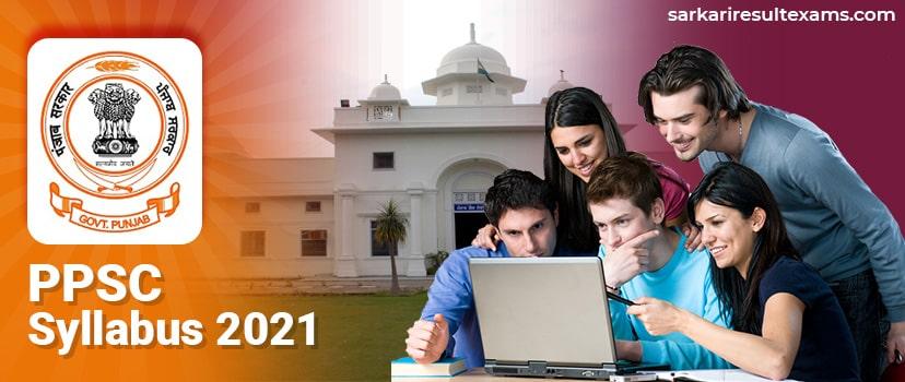 PPSC Junior Engineer Syllabus 2021 – Punjab PSC 85 JEN Exam Pattern at ppsc.gov.in