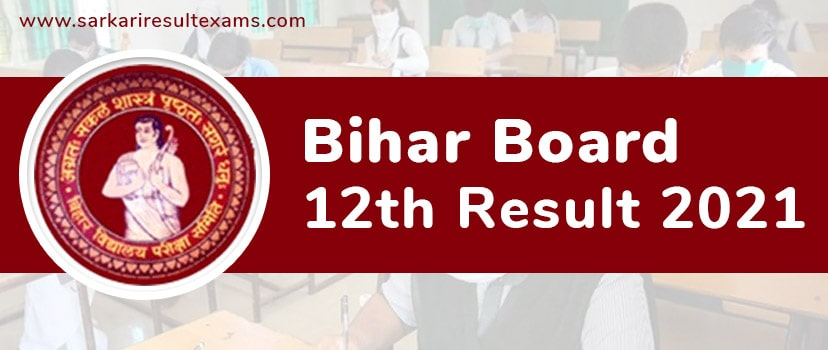 Bihar Board 12th Result 2021 – BSEB 12th Exam Result By Roll Number & Name